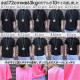 411掲載商品無地【MJ-TS-TS-002】【JrSサイズ】から【7XLサイズ】≪半袖速乾スポーツTシャツ≫首が伸びにくい【Tシャツ】【10色展開】半袖 シンプル無地 蛍光カラー ジャージ素材 超サラサラ 半袖 メンズ レディース ギフト