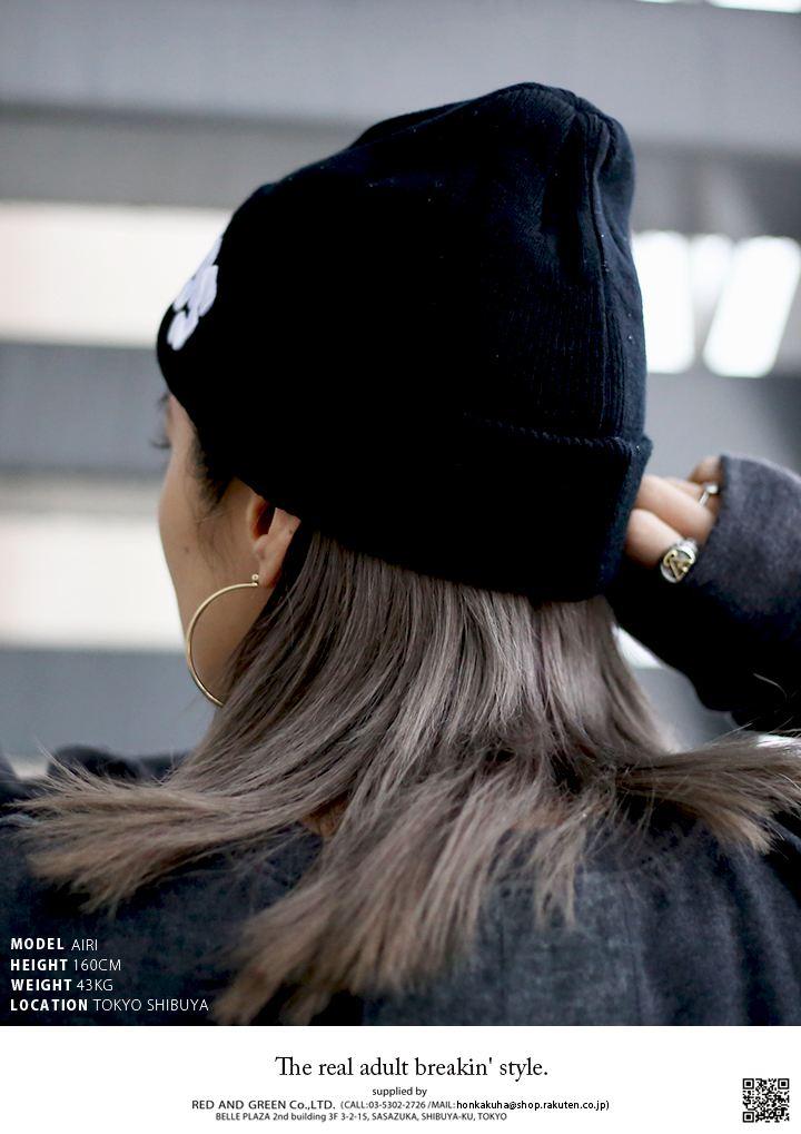 b系 ヒップホップ ストリート系 ファッション メンズ レディース ニットキャップ ビーニー ニット帽 帽子 【QS1014-H500-BW】 ドープ DOPE CAP DOPENESS ドープネス 刺繍 限定 コラボ ツアーロゴ 刺繍 アメカジ USAモデル 正規品 ギフト