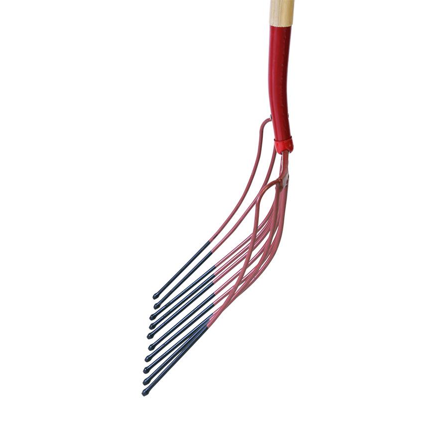 【農作業用品-ホーク】金象印 木柄 イモホーク10B