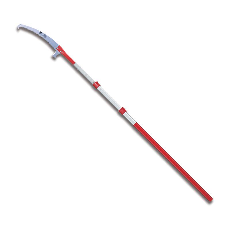 【園芸作業用品 - 鋸 - 剪定鋸】アルス 伸縮式高枝鋸ズームソー 250Z-4-3
