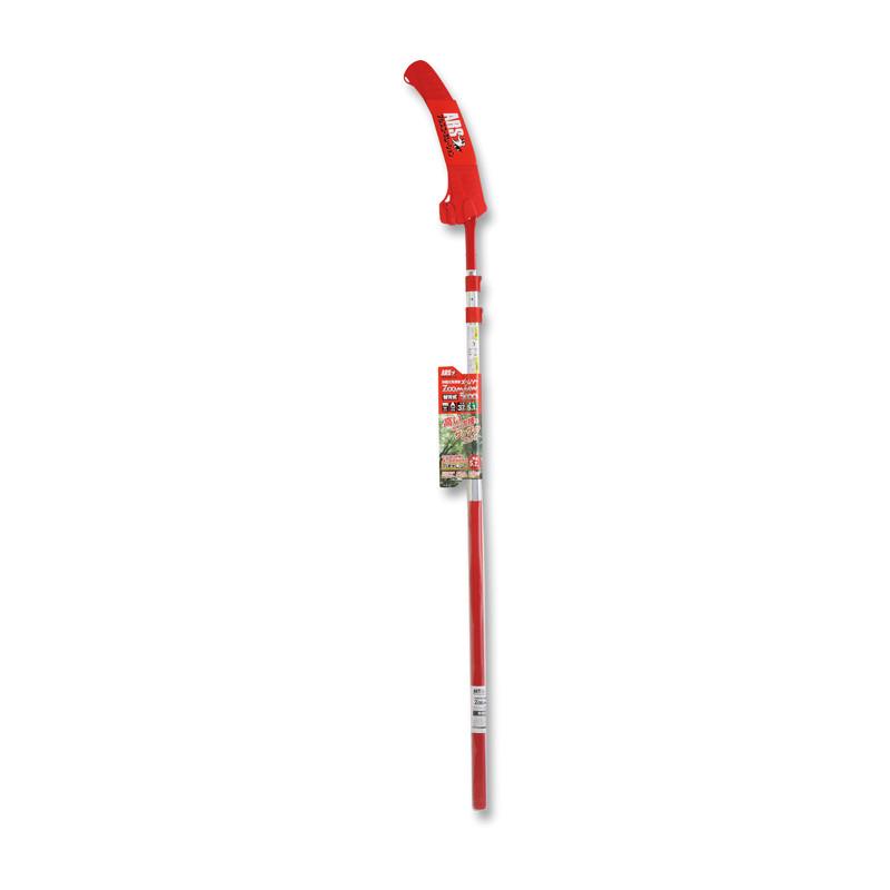 【園芸作業用品 - 鋸 - 剪定鋸】アルス 伸縮式高枝鋸ズームソー 250Z-5-3