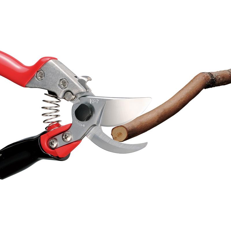 【園芸作業用品 - 鋏 - 剪定鋏】アルス 剪定鋏 ロータリー VS-7R