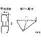 【はしご・脚立・足場台- 脚立】ピカ 踏台 WAS-3A <大型・重量商品>