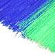 【清掃作業用品-レーキ・熊手(くまで)・ホーキ】金象 プラホーキ幅広55 1200P柄付