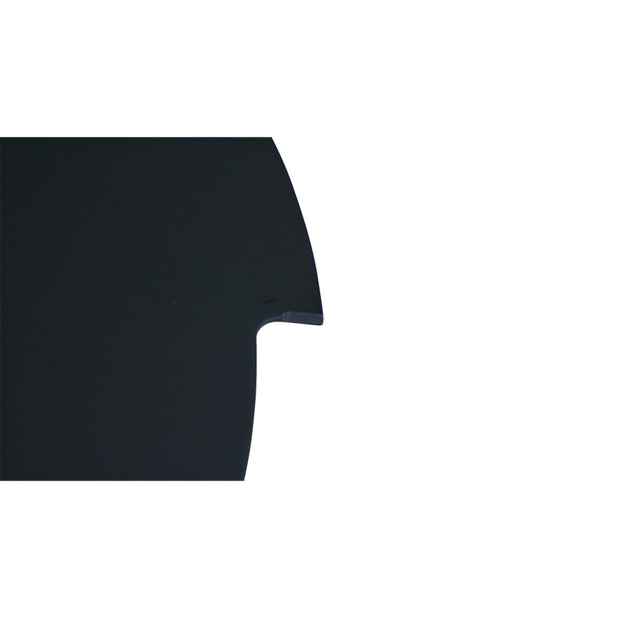 【刈払機パーツ-黒刃】刈払機用黒刃 255×8枚刃