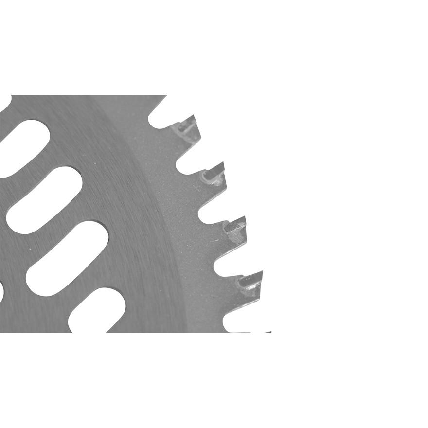 【刈払機パーツ-チップソー】軽切ソー 新BA型 230×54 2枚組