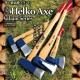 【園芸作業用品-鉈(なた)・斧(おの)】Helko(ヘルコ)  Axe  スカンジナビアンアックス BL02 <大型・重量商品>