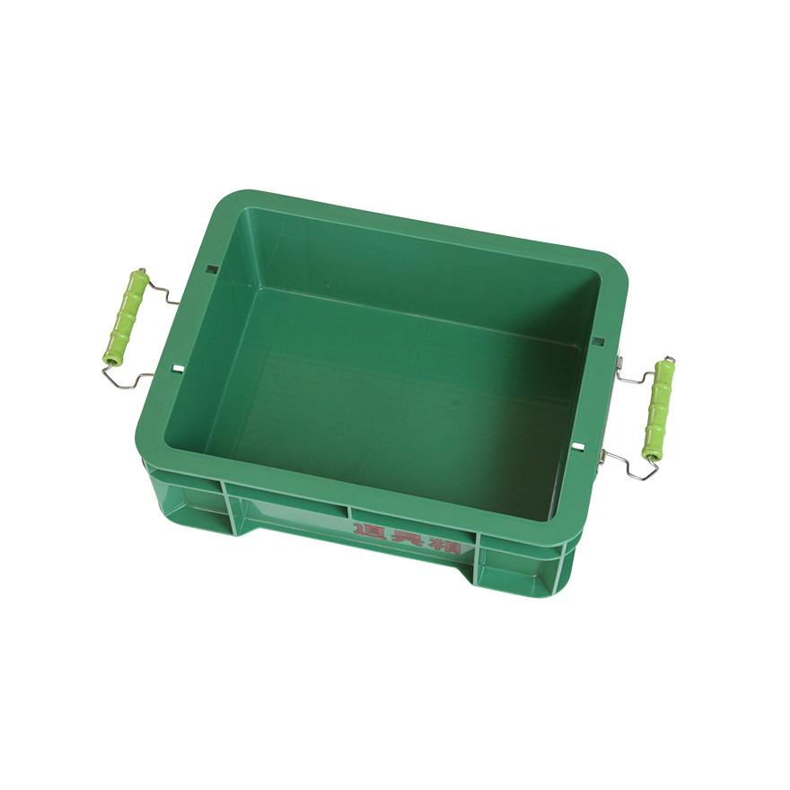【土木作業用品-プラ舟・バケツ・ネリ樽・道具箱】道具箱 SS型