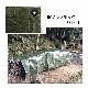 【防災用品-災害救助ツール・災害ツール・工具】ユタカメイク グリーンシート#3000 3.6m×5.4m OGS-11
