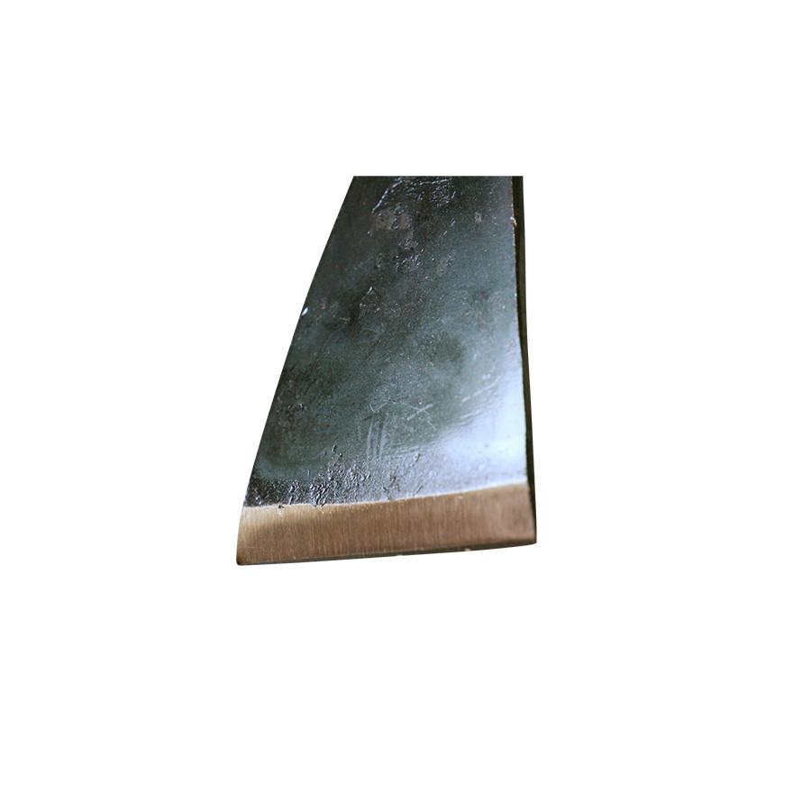 【園芸作業用品-鍬(くわ)】金象印 鍛造片手 中バチ鍬 柄付