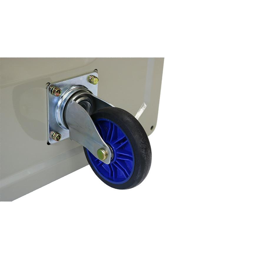 【運搬作業用品-台車】金象印 キャリーラックジャンボエース 車輪径150mm