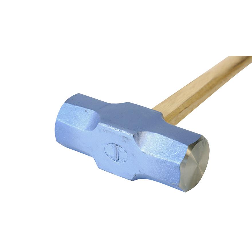 【土木作業用品-ハンマー】金象印 両口ハンマー 5.5 柄付