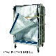 【運搬作業用品-台車部品・キャスター・車輪】マキテック ロールボックスパレットオプションパーツ 保冷カバー5用 MRC-S5-FC <大型・重量商品>