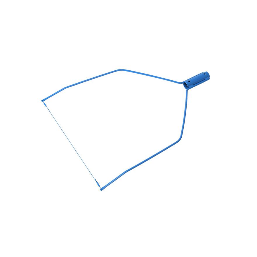 【除雪作業用品-雪落とし・氷割り】金象印 アタッチメント式ワイヤー式雪落とし本体