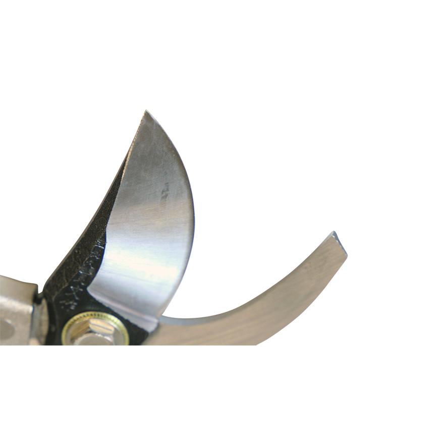 【園芸作業用品-鋏(はさみ)】宝長久寛文作 B型剪定鋏鋼付 200mm
