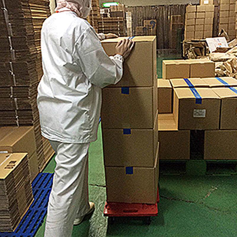 【運搬作業用品-コンパクト台車・平台車】サンコー サンキャリー6839(ブラック) <大型・重量商品>