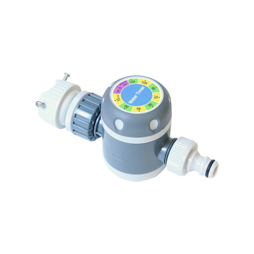 【散水作業用品-散水パーツ】ダイヤル式散水タイマー