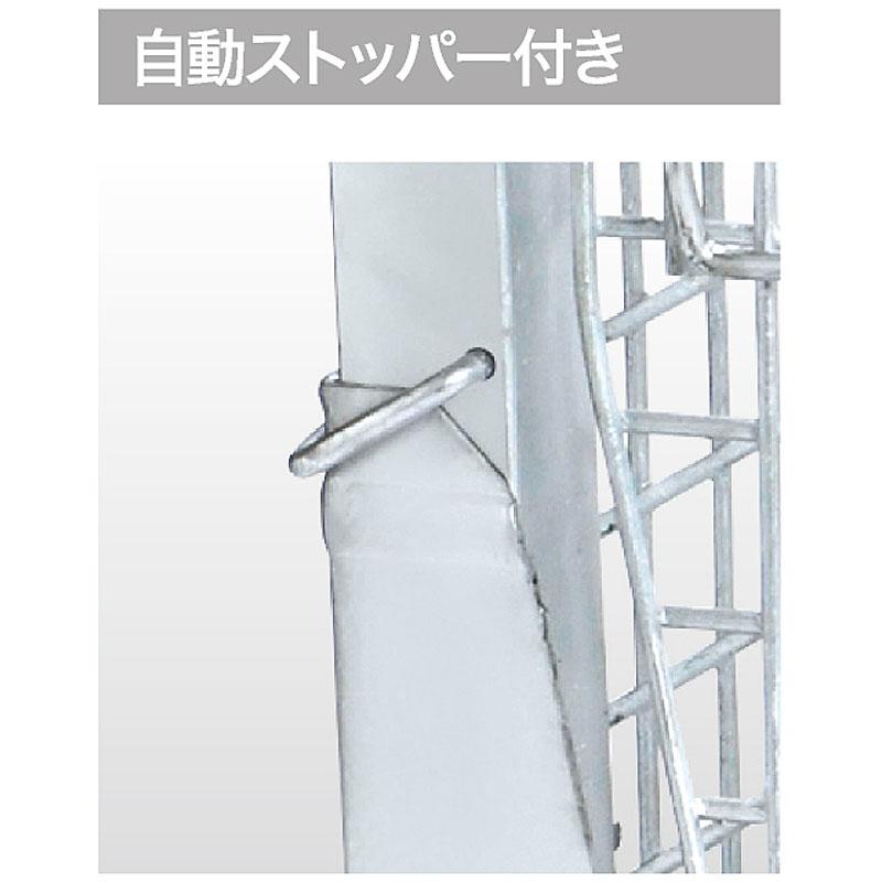 【運搬作業用品-パレット】テイモー 吊りパレット 1012HPC キャスター付 <大型・重量商品>