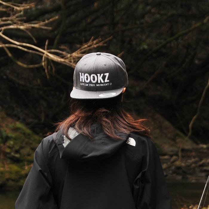 HOOKZ キャップ|スナップバック