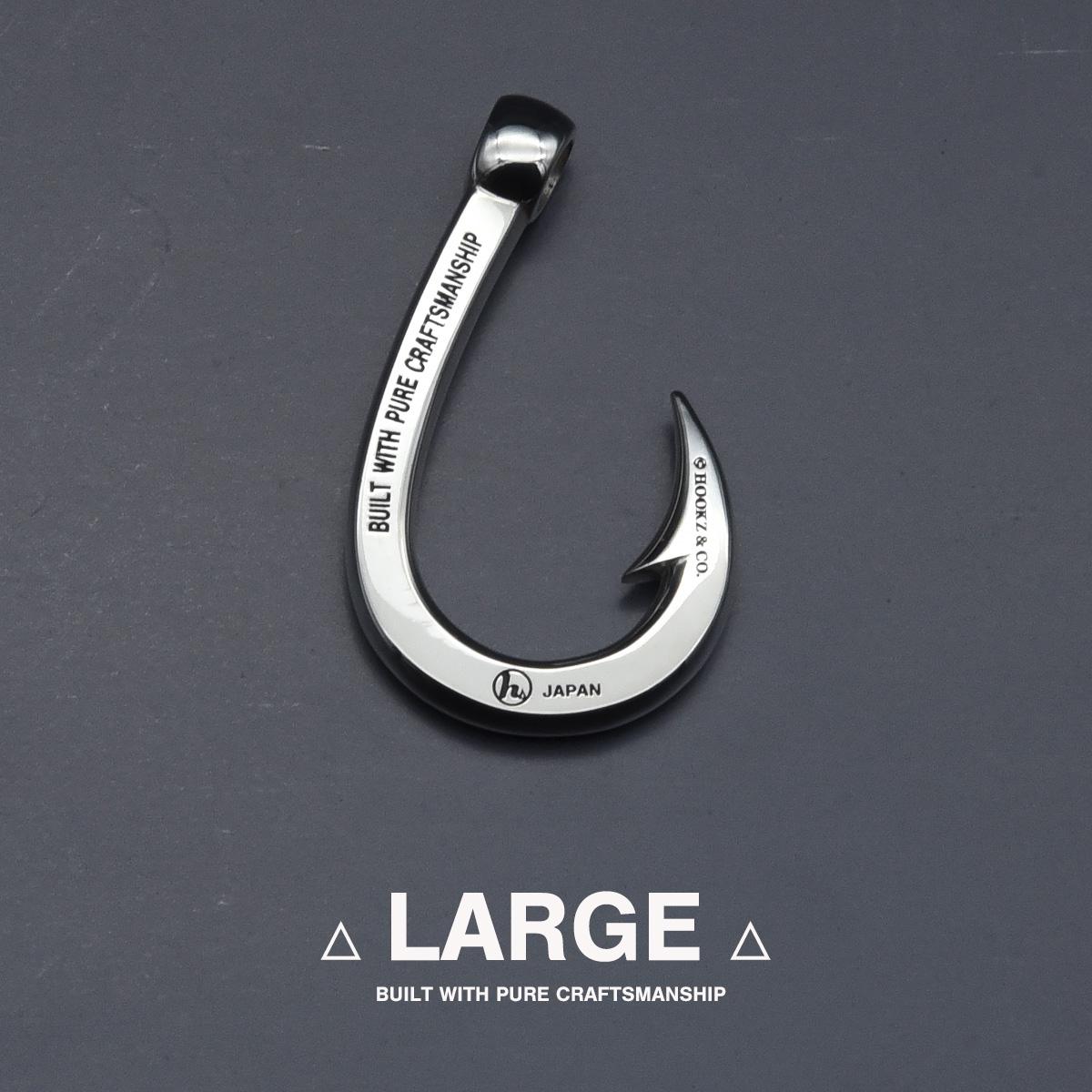 釣り針ネックレス 【Lサイズ】 MK�