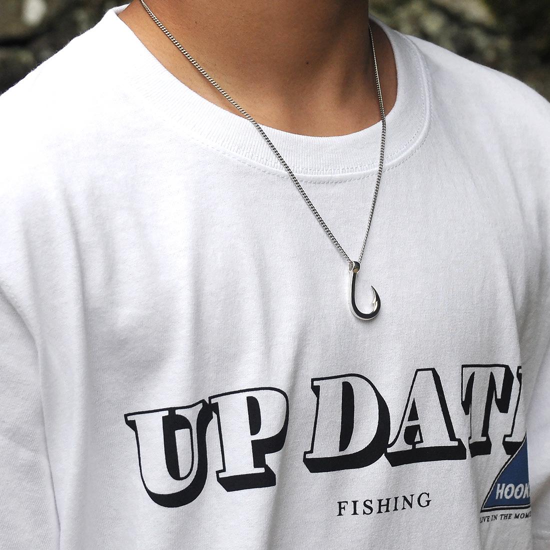 釣り針ネックレス 【Sサイズ】