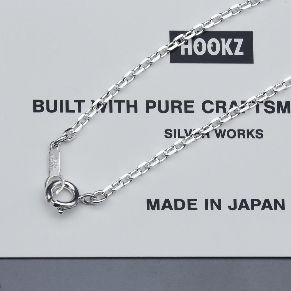 ネックレスチェーン(スリム)2.3mm