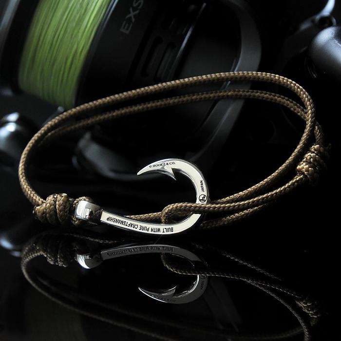 釣り針ブレスレット MK2