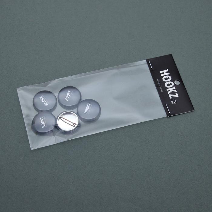 HOOKZ 缶バッジ(5個セット)