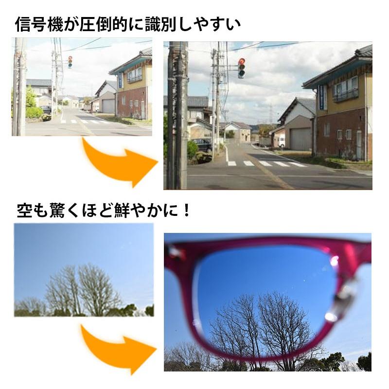 ネオコントラスト 調光サングラス (屋外で色が濃くなる調光レンズ) 釣り ゴルフ アウトドア ドライブ イエローライトカット