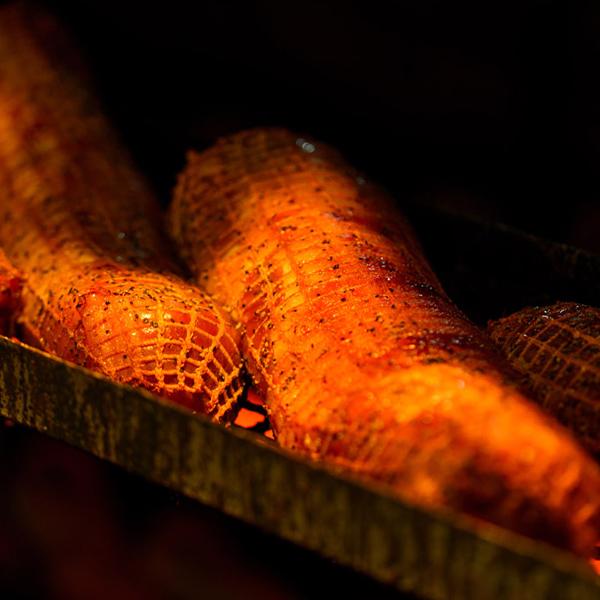 【ホテルシェフもうなる秘伝たれ仕上げ!】黒糖ローストポーク500グラム<鹿児島県産豚> ★送料込★