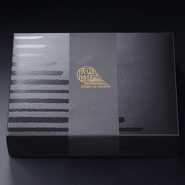【名峰大山の美味しいストーリー!】鳥取 大山物語「大山豚手造りロールステーキ」 ★送料込★