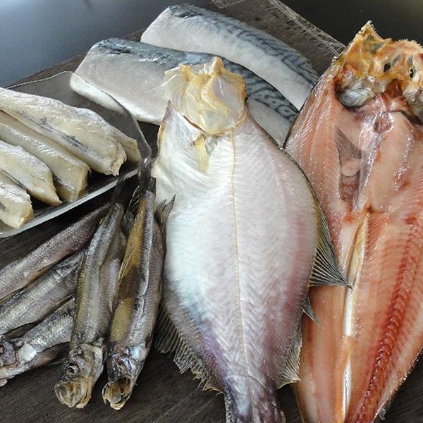 【釧路市:お勧め海産物特集】釧路北匠の『お魚セット(からまつ:5種セット)』 ★送料込★