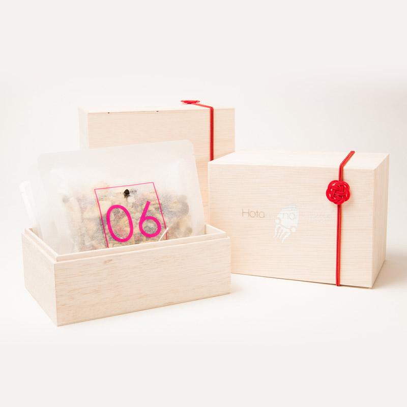 ギフトBOX 桐箱(木製)