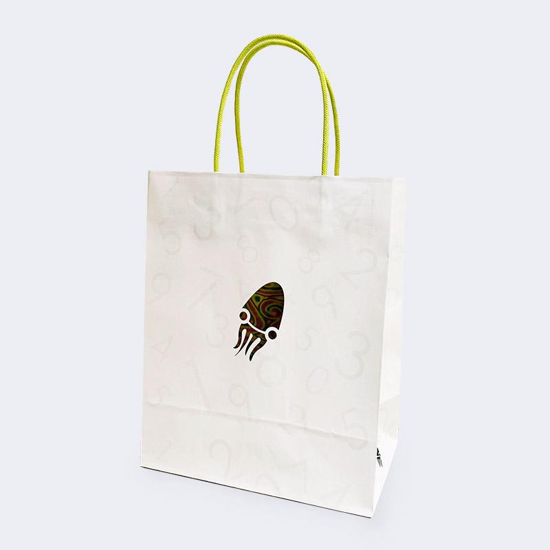 カラーペイントPAPERバッグ(紙袋)