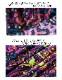 ニュアンスアート柄 ハイウエスト パラッツオパンツ【LA★インポート】 -la-ut-pt150