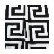 幾何学柄 ピーチスキンLeggings Depot レギンスデポ ハイウエスト プリントレギンス【LA直輸入★インポート】 -la-lvi-pt104