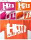 20 years since 2001 HotClothingオリジナル HotマークロゴプリントTシャツ -hot-t004