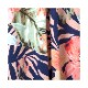 七分袖カシュクールプリントマキシワンピース【LA直輸入★インポート】-la-jf-op387