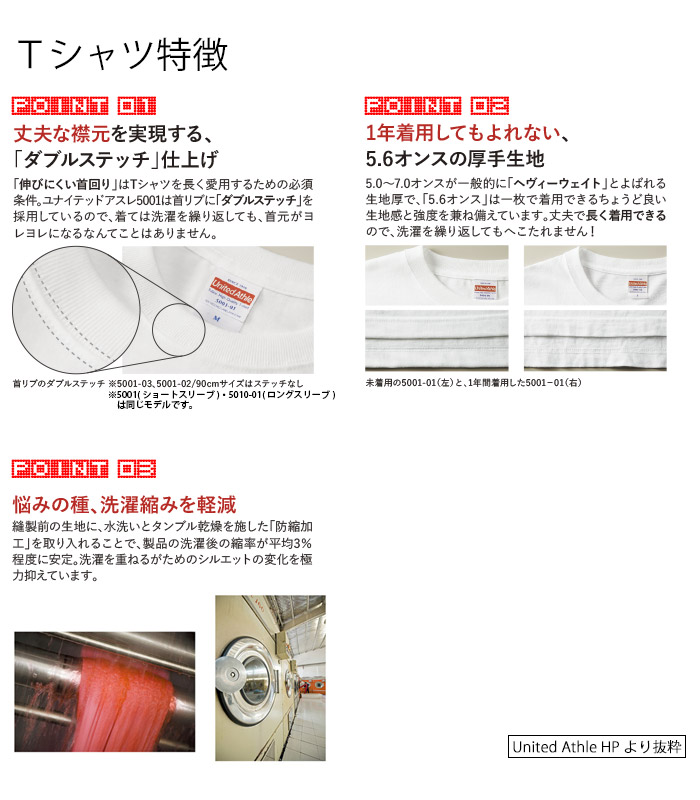 Mens HotClothingオリジナル 復刻 スカルプリントスタッフロングTシャツ -hot-t009