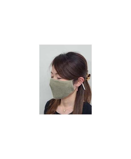 銀イオンファッションマスク[パイル素材]  【まとめ買い対象商品】