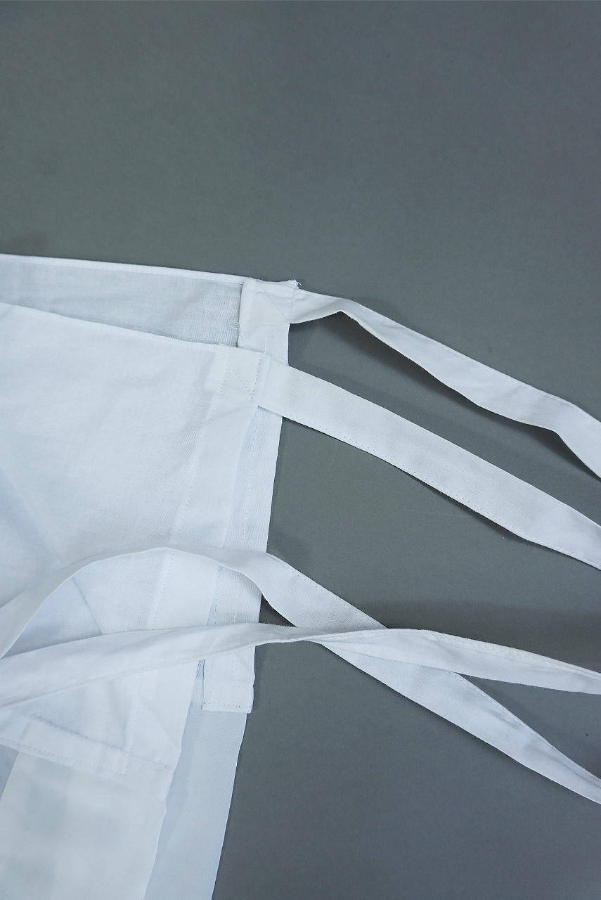 【抗菌防臭加工】裾よけ ベンベルグ&#127276;<br>【Lサイズ】