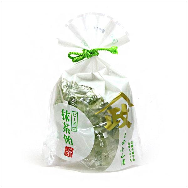 抹茶 菓子 ビードロ茶あめ 山政小山園 祇園小石