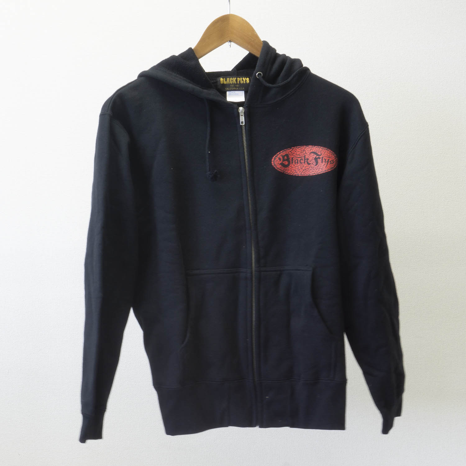 94LOGO CEMENT ZIP UP