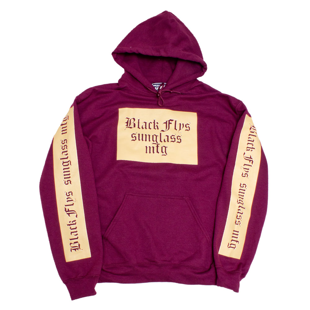 OLD FLY PULL OVER PARKA