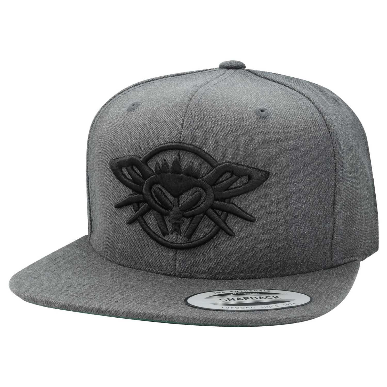 3D PHANTOM SNAPBACK CAP