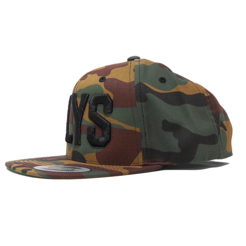 FLYS SNAP BACK CAP