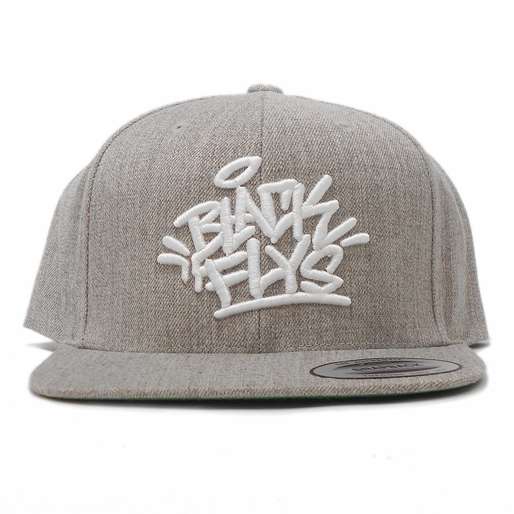 FLY TAG SNAP BACK CAP