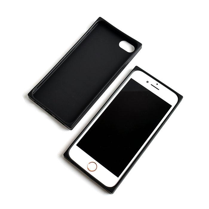 [スマホケース/iPhoneケース]【Square Marble Pattern iPhone Case】大理石・マーブル・スクエア・ツヤ加工・iphone6・iPhone6s・Plus・iphone7・iPhone8/SE・iphoneX・iphone11・11Pro 対応・携帯電話ケース[18S]■メール便で送料無料■[M便 1/3][YP2]