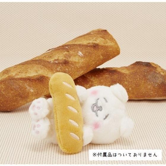 ほわころくらぶ ほわっとほわころちゃんマスコット フランスパンあそび