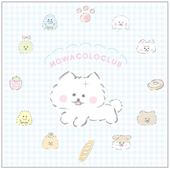 【当店オリジナル】アートクロック・キャラ文字  【受注生産・2020年11月6日頃発送分】